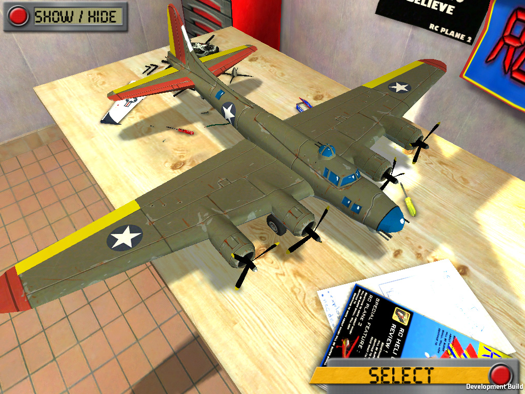 Rc Plane 2 version 1.2, WW2 Ops planes