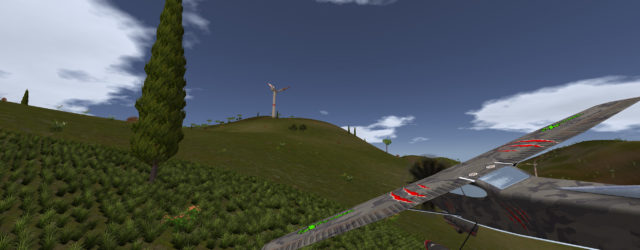 TweetRealistic RC Plane physics, huge scenarios (8X8 Kms) to explore and generate, a vast selection of planes and quadcopters, realtime day/night cycle, customisable wind and thermal currents simulation, and graphics […]